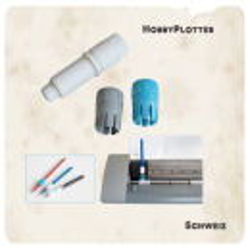 Stifthalter für Silhouette Plotter