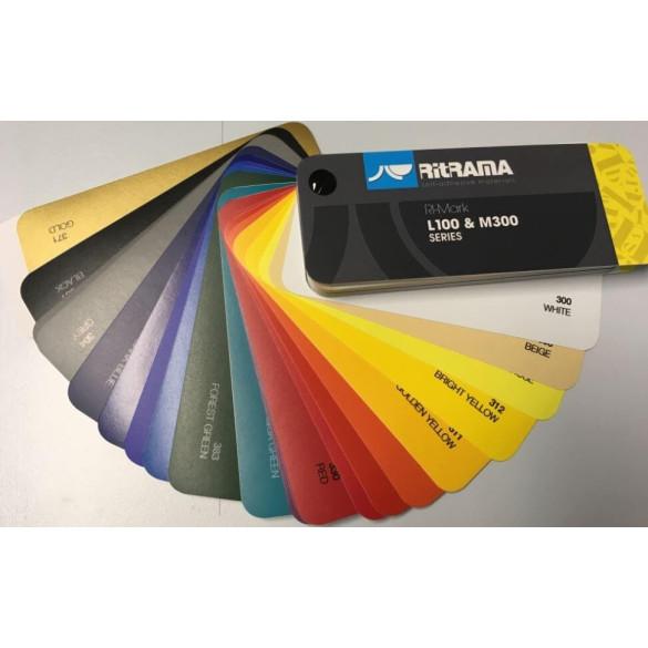 Farbfächer Ritrama MATT M300