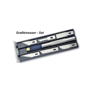 Grafikmesser-Set