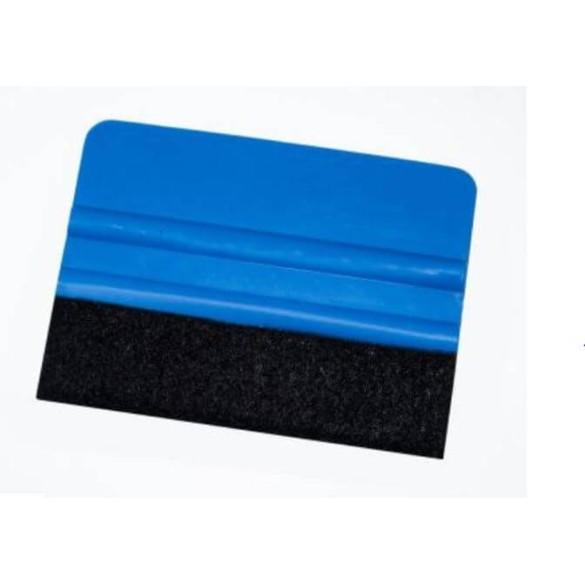 Kunststoffrakel Standard mit Filz