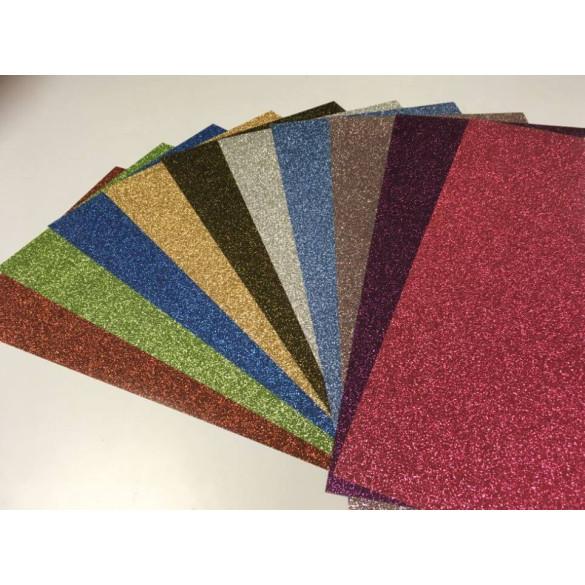 Siser Moda Glitter-2 Flexfolien Set