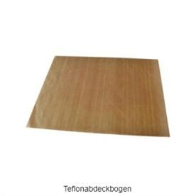 Teflonabdeckbogen 40 x 50 cm