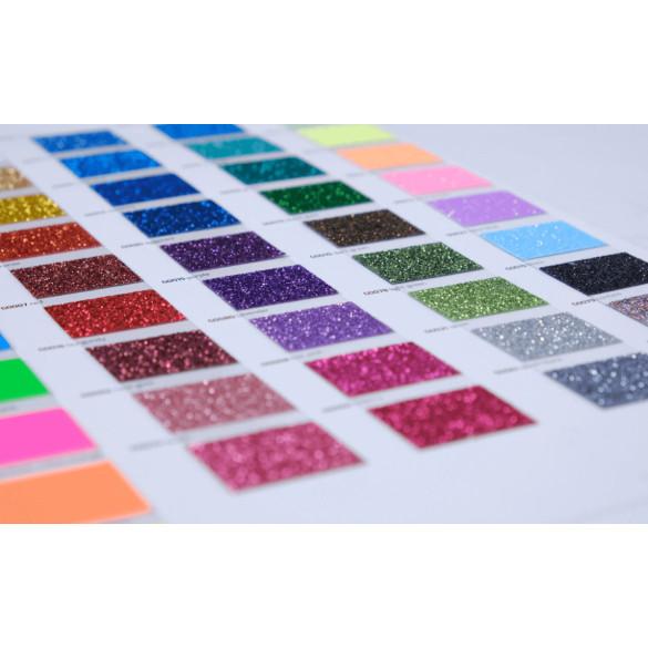 Siser Flex Moda Glitter-2 - Alle Farben